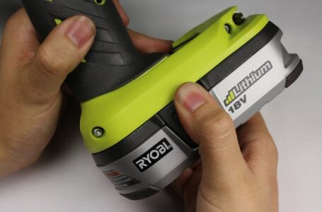 How to fix the motor of Ryobi P202 18V Lithium-Ion Drill Driver