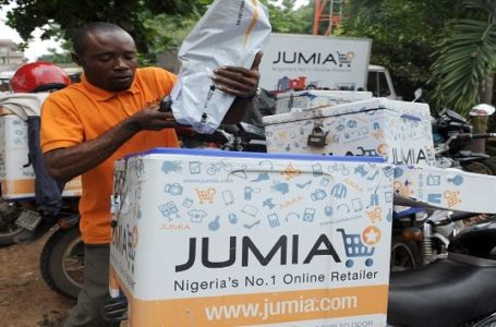 JUMIA'S CRASH