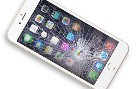 These are the  most common causes of a broken  phone screen