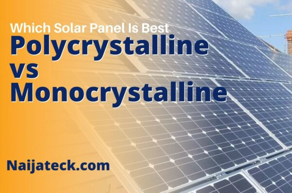 Which Solar Panel Is Best Polycrystalline Or Monocrystalline