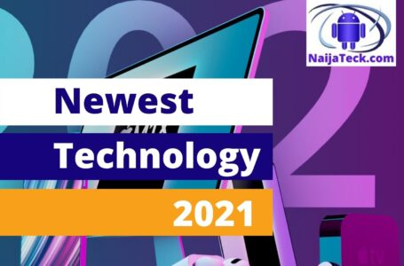 Newest technologies 2021